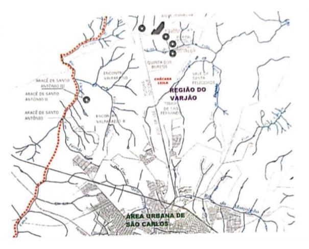 Foto de CHÁCARA COM A. T. 15.000M² - SÃO CARLOS/SP